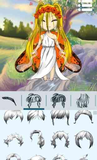 Avatar Maker: Anime Chibi 2 1