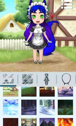 Avatar Maker: Anime Chibi 2 2