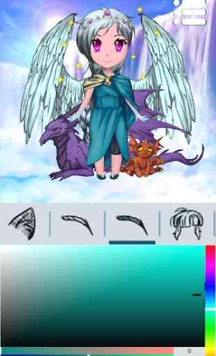 Avatar Maker: Anime Chibi 2 3