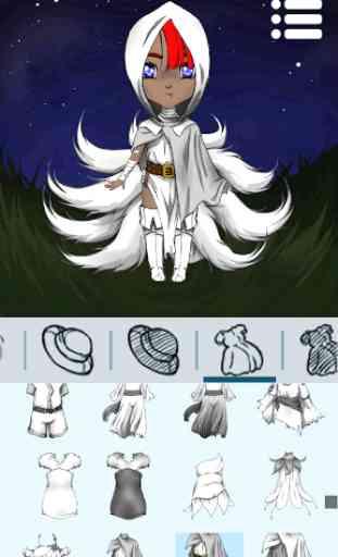 Avatar Maker: Anime Chibi 2 4