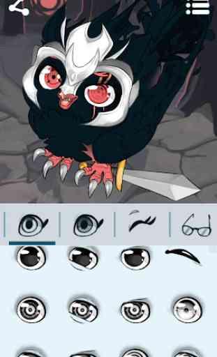 Avatar Maker: Aves 3