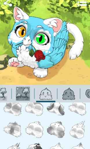 Avatar Maker: Aves 4