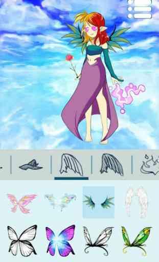 Avatar Maker: Bruxas 4