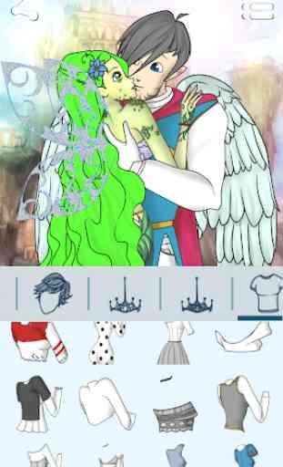 Avatar Maker: O Beijo 2