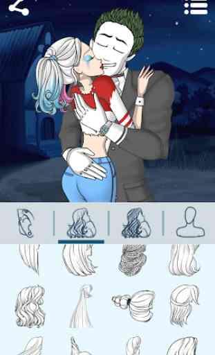 Avatar Maker: O Beijo 4