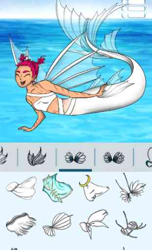 Avatar Maker: Sereias 2