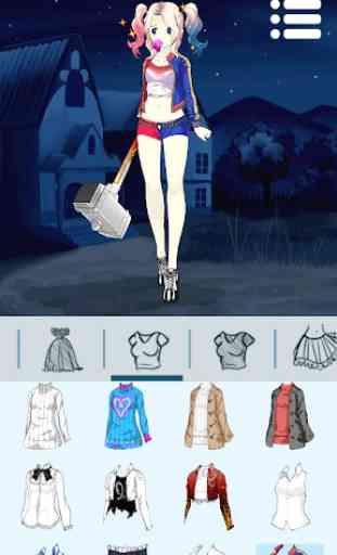 Avatar Mater: Anime Girls 1