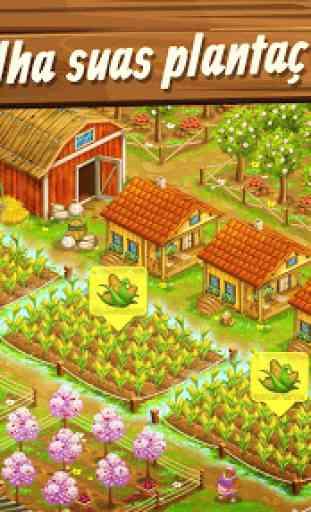 Big Farm: Mobile Harvest | Jogo de fazenda grátis 1