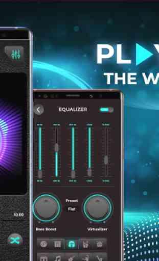 Box Music Player Pro - PowerAudio Player Pro 1
