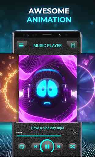 Box Music Player Pro - PowerAudio Player Pro 2