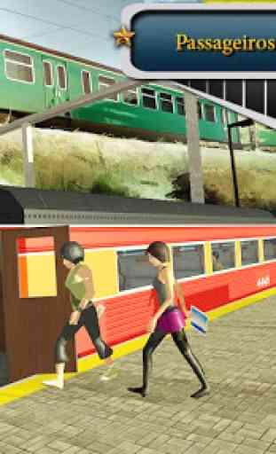 cidade trem motorista simulador 2019 trem jogos 3