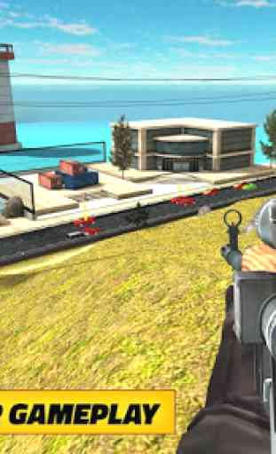 Counter Sniper Shooting 4