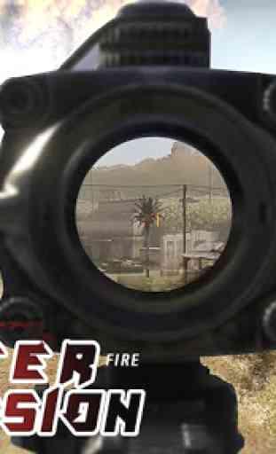 Counter Terrorist Mission Fire 1