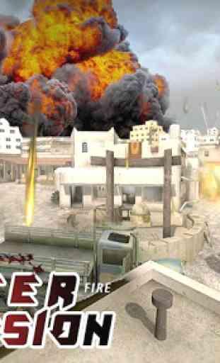 Counter Terrorist Mission Fire 2