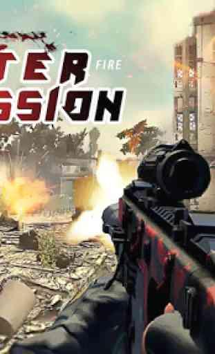 Counter Terrorist Mission Fire 3