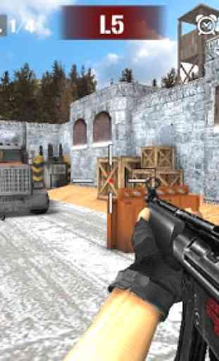 Counter Terrorist Shooter Killer 1