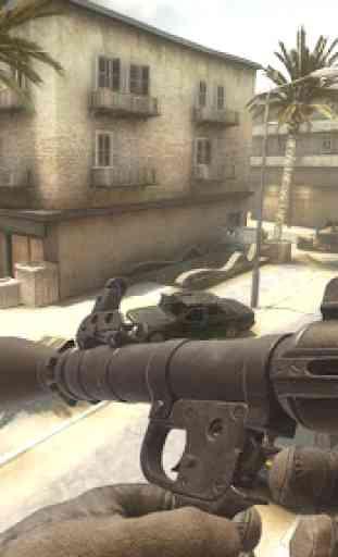 Counter Terrorist Sniper Hunter 1