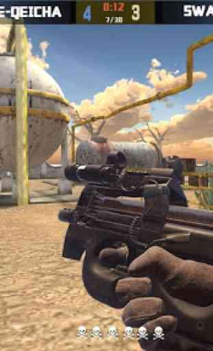 Counter Terrorist Sniper Hunter 4