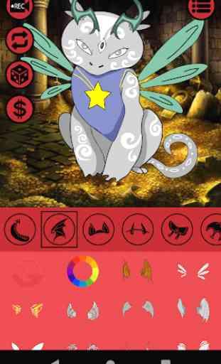 Criador de Avatar: Dragões 3