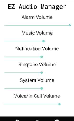 Easy Audio Manager 2