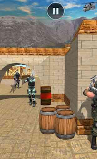 FPS Modern Commando Critical Strike 2019 1