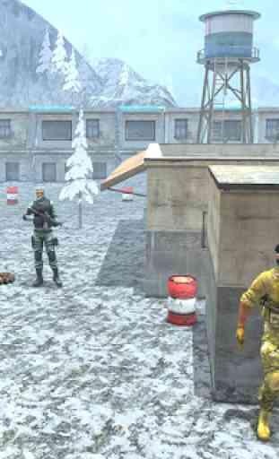 FPS Modern Commando Critical Strike 2019 3