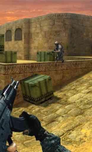 FPS Modern Commando Critical Strike 2019 4