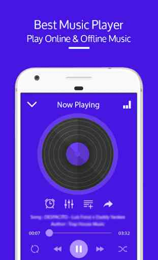 Free Music Player - Tube Mp3 Music Player Download 1