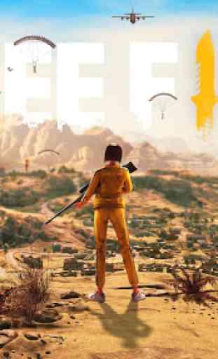 Garena Free Fire: Kalahari 2