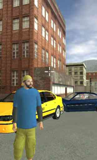 Grand Street Miami Mafia Crime : Fight To Survive 2