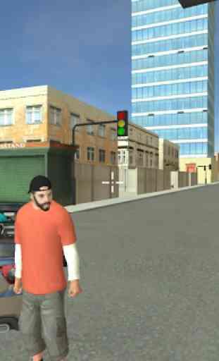 Grand Street Vegas Mafia Crime : Fight To Survive 3