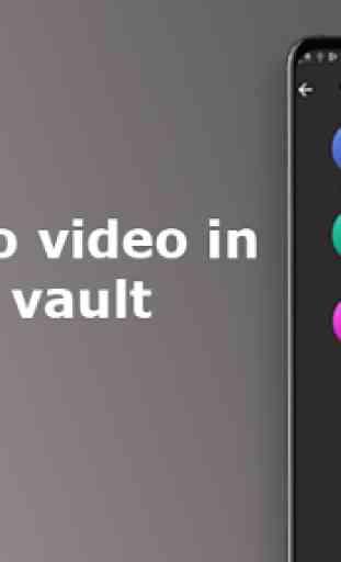 Hide photo video gallery vault :Audio Manager Plus 1