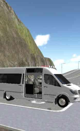 Minibus Sprinter Passenger Game 2019 1