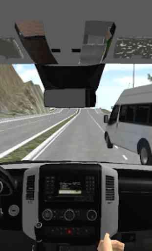 Minibus Sprinter Passenger Game 2019 3