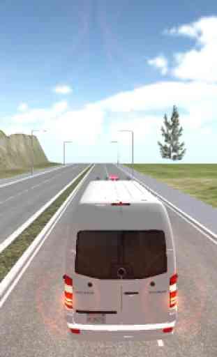 Minibus Sprinter Passenger Game 2019 4
