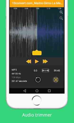 Mp3 converter (video mp3 converter) 1