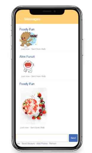 New Messenger 2020 - New Theme 1