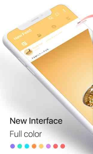 New Messenger 2020 - New Theme 4