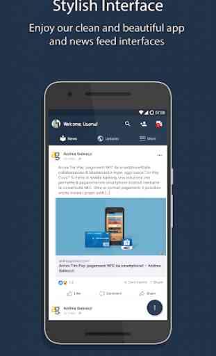 Phoenix - Facebook e Messenger 1