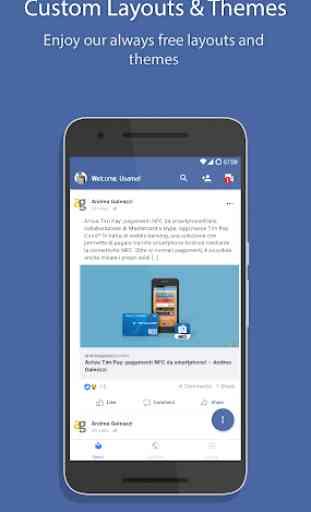 Phoenix - Facebook e Messenger 2