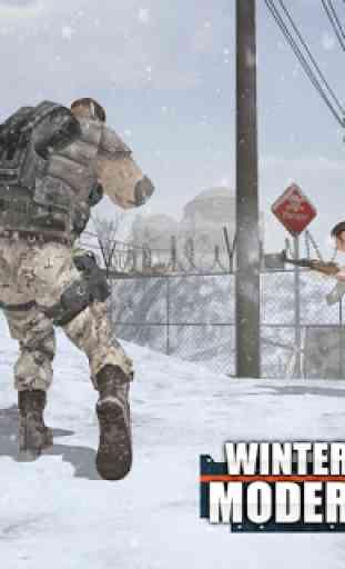 Rules of Modern World War: Free FPS Shooting Games 1
