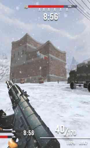 Rules of Modern World War: Free FPS Shooting Games 3