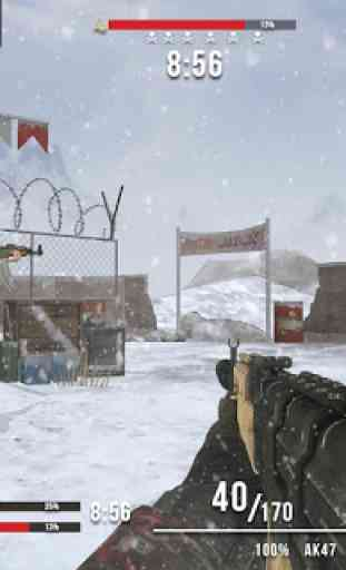 Rules of Modern World War: Free FPS Shooting Games 4