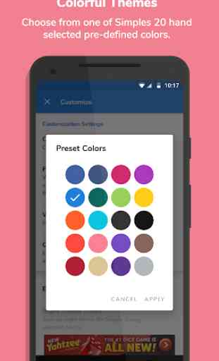 Simple Free for Facebook & more 3