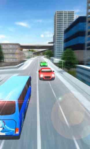 simulador de ônibus brasil: euro ônibus dirigindo 1