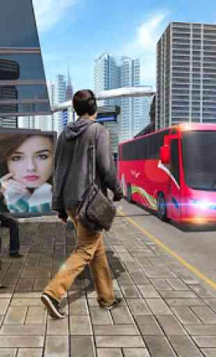 simulador de ônibus brasil: euro ônibus dirigindo 3