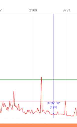 Spectrum RTA - audio analyzing tool 1