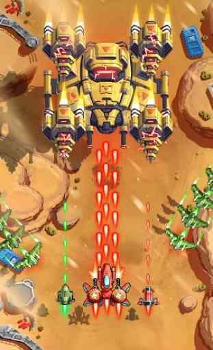 Strike Force - Arcade shooter Shoot 'em up image 1