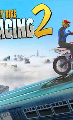 Stunt Bike Racing Tricks 2 - Ramp Bike Impossible 1