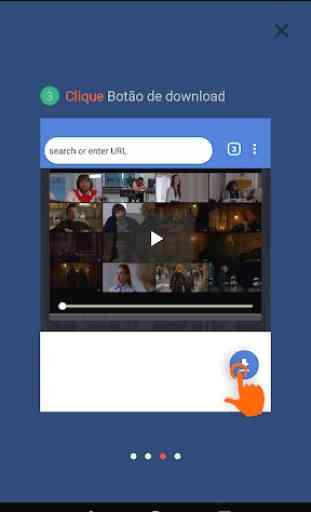 SVD - Super Video Downloader Gratuito 3